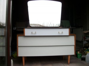 Stylish 1960's Dressing Table SOLD